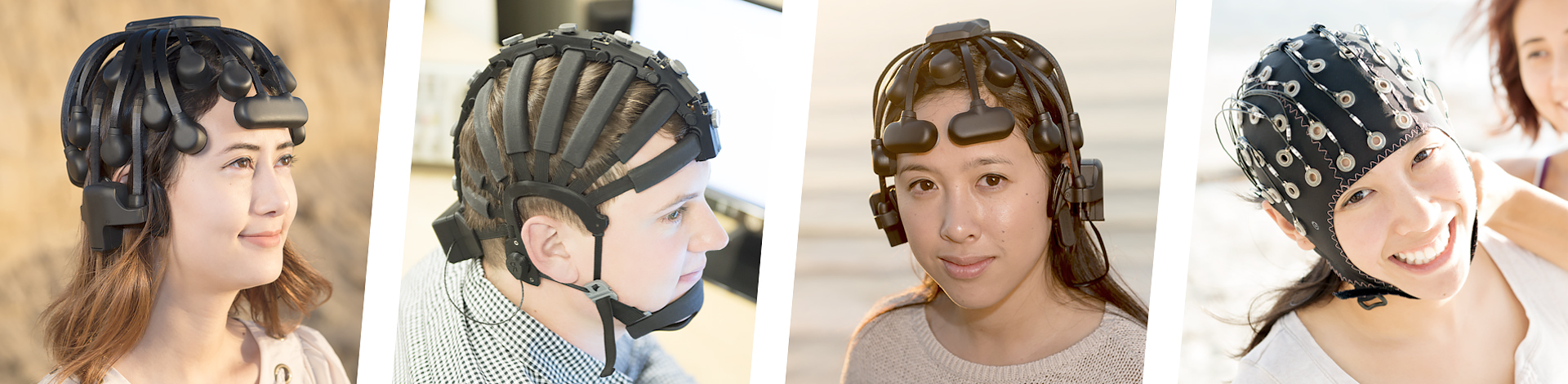 Cognionics Wireless Dry EEG Electrode Sensor Headsets